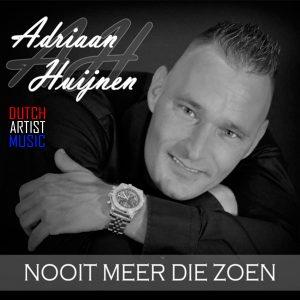 Adriaan Huijnen - Nooit meer die zoen HOES SOCIAL MEDIA