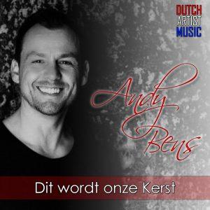Andy Bens - Dit wordt onze kerst HOES SOCIAL MEDIA
