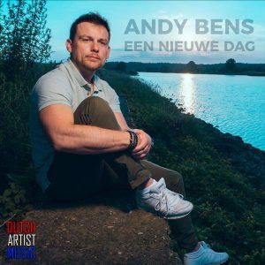 Andy Bens - Een nieuwe dag HOES SOCIAL MEDIA