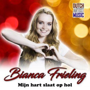 Bianca Frieling - Mijn hart slaat op hol media