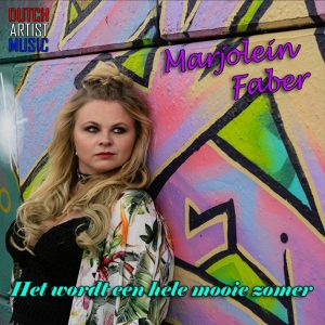 Marjolein Faber - Hele mooie zomer HOES SOCIAL MEDIA