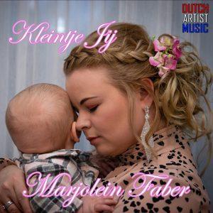 Marjolein Faber - Kleintje jij HOES SOCIAL MEDIA