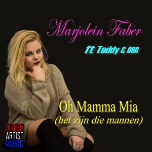 Marjolein Faber - Mammamia HOES SOCIAL MEDIA