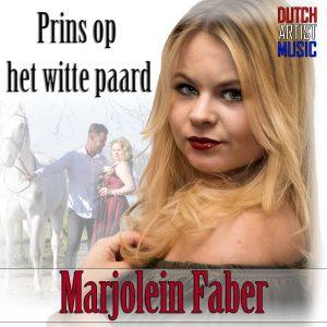 Marjolein Faber - Prins op het witte paard HOES SOCIAL MEDIA