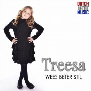 Treesa - Wees maar beter stil HOES SOCIAL MEDIA
